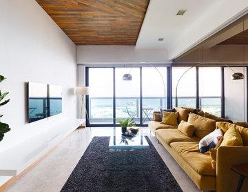 Marina Bay Residences (Designed by Pebbles Lin)