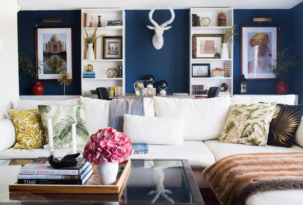 Living Room Focal Point Repurposed