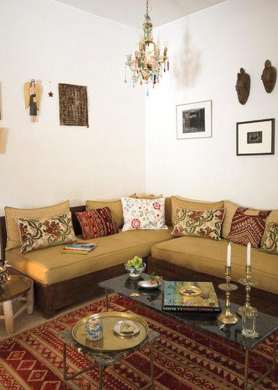 Mediterranean Living Room by Artisan Books