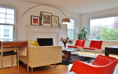 My Houzz: Modern Classics in a 1940s Home