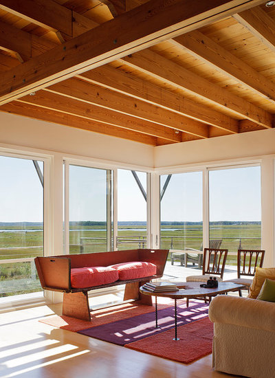 Design Workshop 10 Surprising Twists On Window Trim