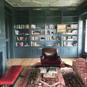 MARSHALL LIBRARY RENOVATION