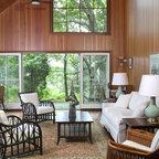 Arlington Residence Contemporary Living Room Dc