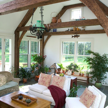 Martha's Vineyard Home - Great Room