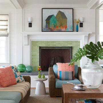 Martha's Vineyard New Summer Residence