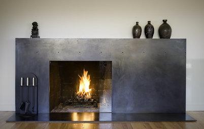 romantischer zauber 10 ideen f r tolles kamin design. Black Bedroom Furniture Sets. Home Design Ideas
