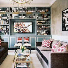 Eclectic Living Room Mary Harris