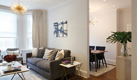 5 Smart Tips for Small Spaces from our Houzz Tours
