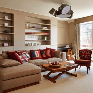 Copenhagen Leather Couch