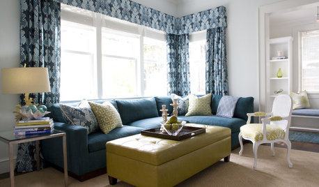 10 Secrets to a Neat Living Room