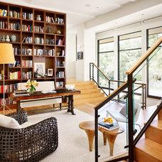 Modern Living Room by Risinger Homes
