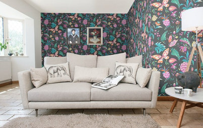 Houzz Quiz: Guess the Famous Designers of These Fab Wallpapers