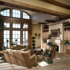 Traditional Living Room by Interior Design Concepts, Inc.