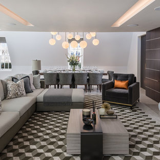 Mayfair duplex penthouse