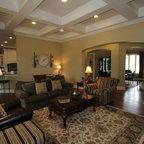 Villanova Residence Living Room Traditional Living