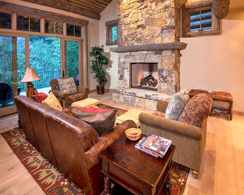 Best Rustic Living Room Design Ideas Remodel Pictures