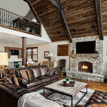 McDonnell Lake House