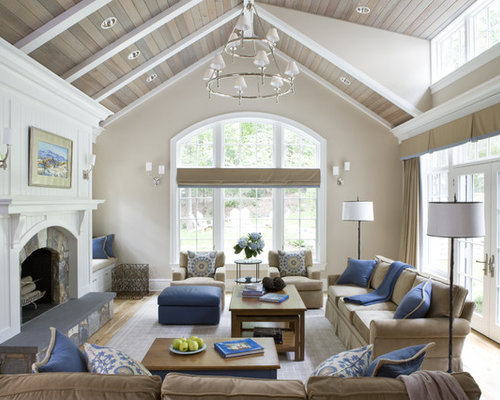 SaveEmail - Cathedral Ceiling Houzz