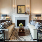 Ipswich Marina Industrial Living Room London By
