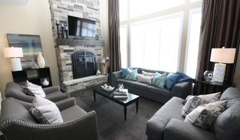 MDG 'Classic Couple's Great Room Transformation'