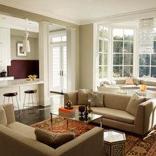 Living Room by Steven Miller Design Studio, Inc.