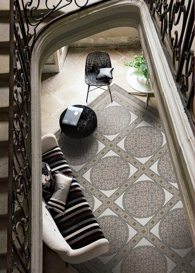 Contemporary Living Room by Artaic - Innovative Mosaic