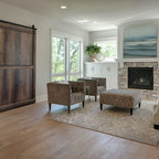 Greenwich Penthouse - Transitional - Living Room - New ...
