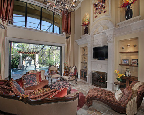 Best Fireplace Niche Design Ideas Amp Remodel Pictures Houzz
