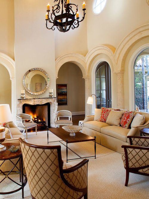 Arch living room houzz for Living room archway designs
