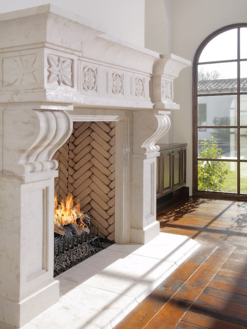 Inside Fireplace Decor inside fireplace decorating | houzz