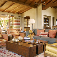 mediterranean living room Mediterranean Living Room