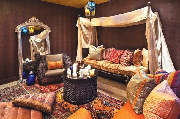 Mediterranean Living Room Mediterranean Living Room