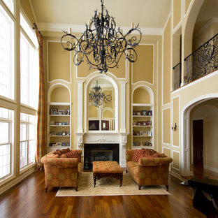 Mediterranean, Tuscan, Whole-house remodeling