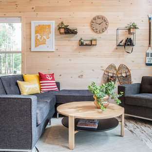 Meet BUNKIE!  A 320 Sq Foot Cottage bursting with style & design!