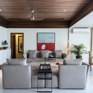75 Beautiful Asian Living Room Pictures & Ideas | Houzz