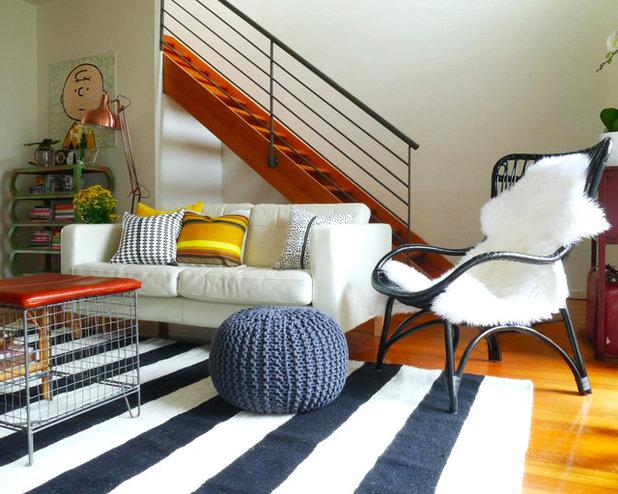 Visita privada: Una casa de alquiler en Melbourne de estilo ecléctico