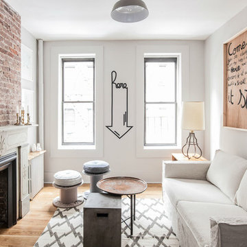 Mellow Monochrome Residence