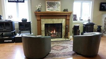 Mendota FV46 Fullview Gas Fireplace