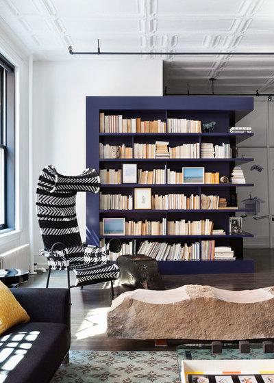 Industriel Salon by DHD Architecture and Interior Design