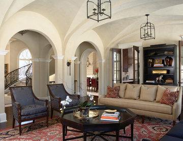 Merilane Avenue Residence 2 Living Room