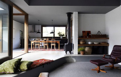 Spotted! Sunken Spaces, Inside and Out