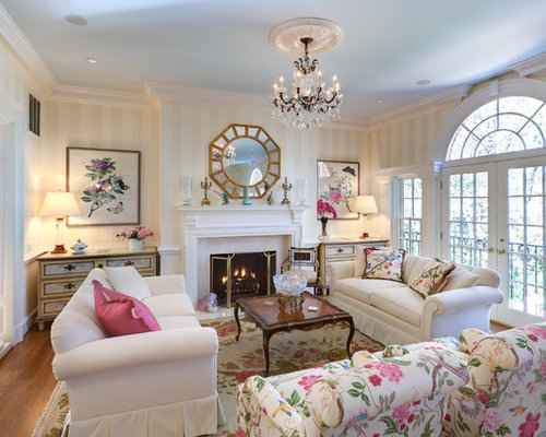 floral living room ideas jofa floral chintz houzz 13158