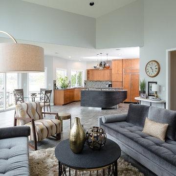 Metropolitan Modern Whole Home Remodel