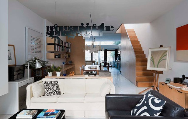 Contemporary Living Room by houseology