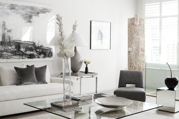 Contemporary Living Room by Decoroom Ltd