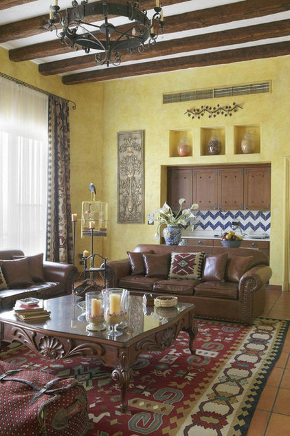 Linda 39 s mexican living room ideas for Mexican living room ideas