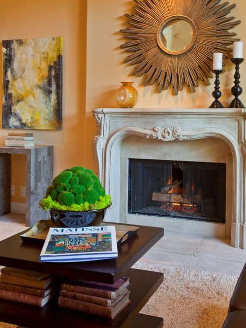 Mantle Pillar Candles Ideas Pictures Remodel And Decor
