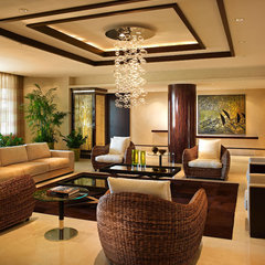 living room by Pepe Calderin Design- Miami Modern Interior Design
