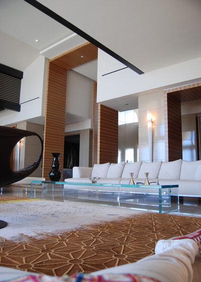 Moderne Wohnzimmer von Pepe solveigh calderin Design - Modern Interior Design