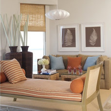 contemporary living room by DWD, Inc.